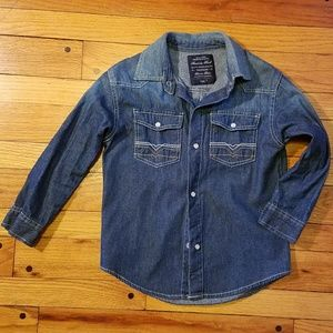 Other - Boys jeans shirt